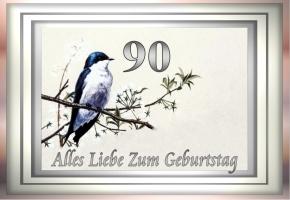 90 geburtstag gedicht heesters