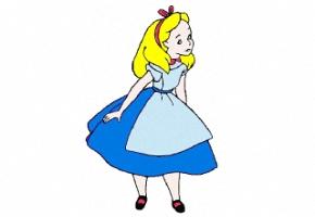 Alice Im Wunderland Malvorlagen Kostenlos Ausdrucken