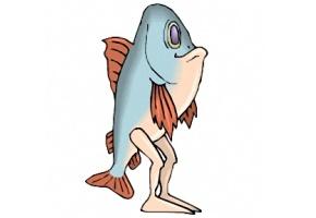 Ausmalbilder Für Kinder Fische