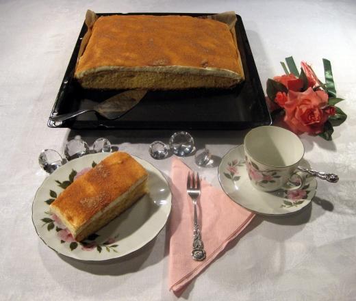 Www Sanella De Rezepte: Fantakuchen Fürs Blech