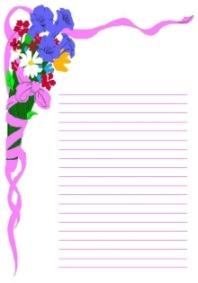 Briefpapier Kostenlos Ausdrucken