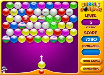 kinderspiele de bubble shooter