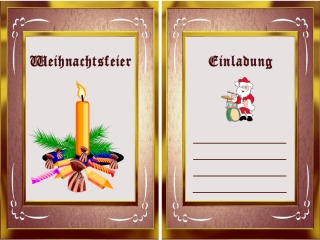 einladung zur weihnachtsfeier text. Black Bedroom Furniture Sets. Home Design Ideas