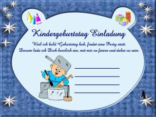 einladung kindergeburtstag text lustig – dressbuying, Einladung