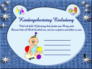 Einladungskarten Für Kinder 47