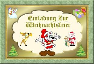 Weihnachtsfeier Lustig.Einladungskarten Weihnachtsfeier Lustig