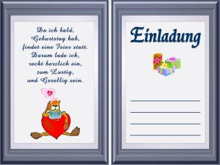 Schön Einladungskarten Geburtstag Online Kostenlos U2013 Ledeclairage, Kreative  Einladungen