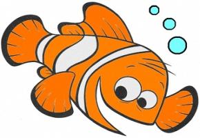 Findet Nemo Bilder Ausmalen Kostenlos
