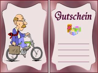 Fahrrad Gutschein Erstellen 3