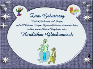 Geburtstagsgedichte Für Kinder