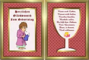 Geburtstagsgluckwunsche Kostenlos Ausdrucken