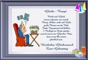 Geburtstagskarte opa