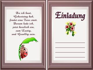 Gedichte Einladungssprüche Ausdrucken