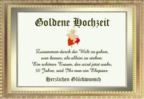 Spruche Und Zitate Goldene Hochzeit Sprechen Sie Deutsch