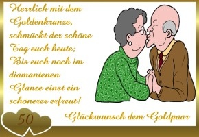 50 Jahre Goldene Hochzeit Buy This Stock Illustration And