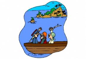 kinder malvorlagen piraten