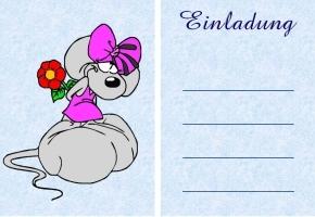 Kindergeburtstag Diddl Einladungen Kostenlos