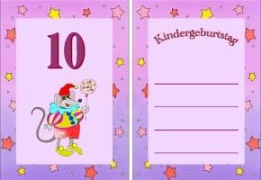Kindergeburtstag Einladung Kostenlos