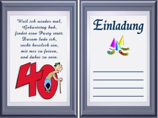 Geburtstagsspruche 40 Lustig Mann Vionasamaraclory Web