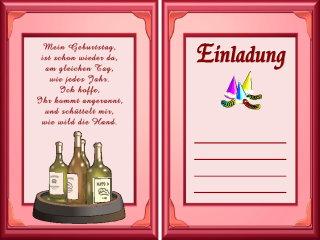 Lustige Einladungsreime Geburtstag