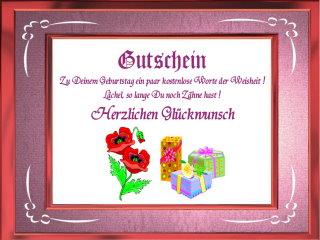 Sprüche Zum Geburtstag Reisegutschein Marianiadiana Web