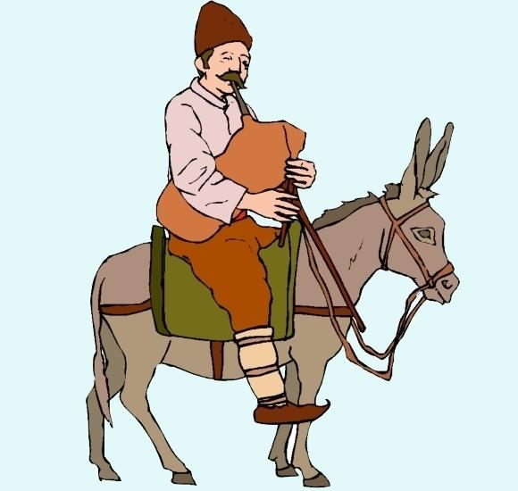 Marchen Fur Kinder Der Muller Und Sein Esel