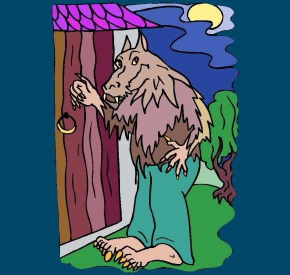 Der Wolf Und Die Sieben Geisslein Marchen Kostenlos