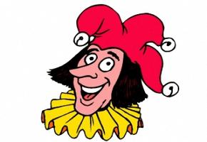 Malvorlagen Clown Gesichter Gratis