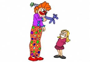 malvorlagen clown kostenlos