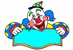 Malvorlagen Clowngesicht Kostenlos