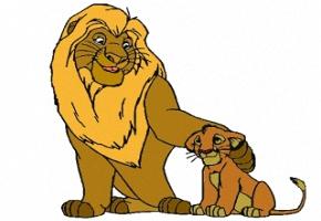 Malvorlagen König Der Löwen Ausmalbilder Kostenlos Ausdrucken