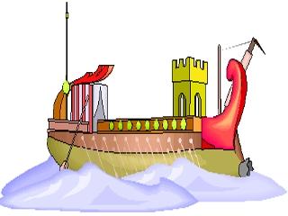 Piratenschiff Ausmalbilder Ausdrucken