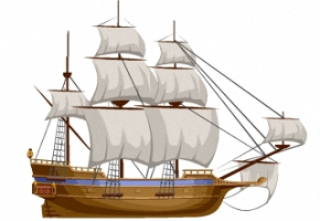 Pirate Babe Schiff Spiel Erwachsene