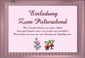 Schön Einladungskarten Polterabend Sprüche ~ Alle Guten Ideen über Die Ehe,  Kreative Einladungen
