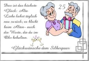 Silberhochzeit Sprche Lustig Bnbnewsco Schner