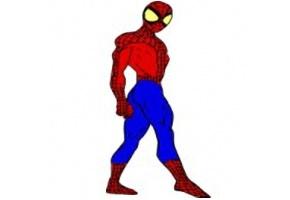 Spiderman Ausmalbilder Kostenlos