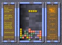 coole spiele tetris