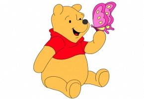 Winnie Pooh Esel Malvorlagen